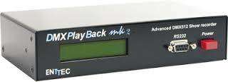 DMX PlayBack MK2